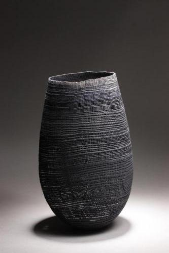 Vase noir, #600
