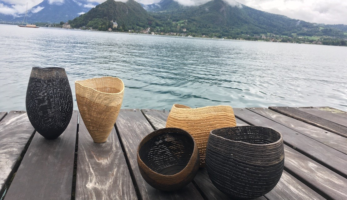 Vases and bowls